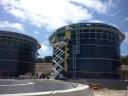 Coordinación de seguridad y salud Planta de tratamiento de residuos