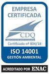 LOGO ISO 14001 AG